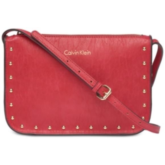 Calvin Klein Handbags - Calvin Klein Cora Bubble Lamb Crossbody